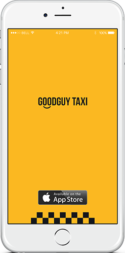 Download GoodGuy Taxi for IOS